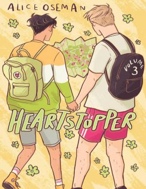 Book cover Heartstopper Volume Three