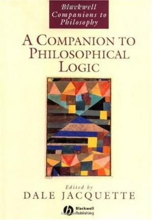 Book cover A Companion to Philosophical Logic