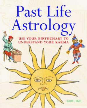 Bìa sách Past Life Astrology: Use Your Birthchart to Understand Your Karma