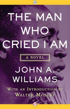 Book cover The Man Who Cried I Am