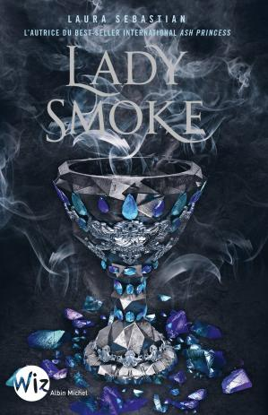 Book cover Lady Smoke – tome 2