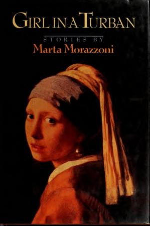 Book cover Girl in a turban