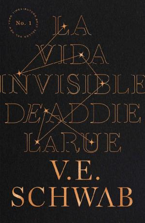 Εξώφυλλο βιβλίου La vida invisible de Addie LaRue