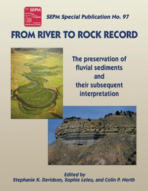 Book cover From River To Rock Record: The Preservation Of Fluvial Sediments And Their Subsequent Interpretation