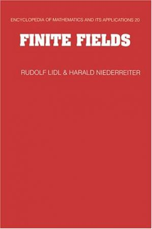 Portada del libro Finite Fields
