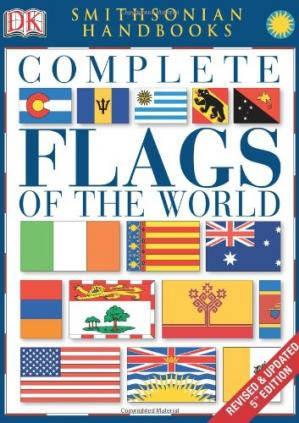 Book cover Complete Flags of the World