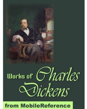 A capa do livro Works of Charles Dickens