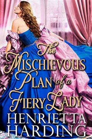 Book cover The Mischievous Plan of a Fiery Lady