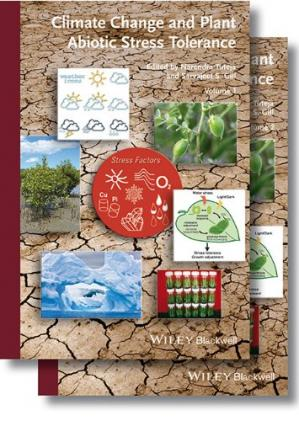Book cover Climate Change and Plant Abiotic Stress Tolerance