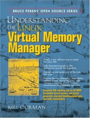 Book cover Understanding the Linux Virtual Memory Manager