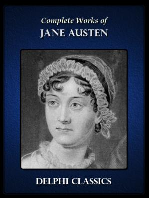 Sampul buku Complete Works of Jane Austen