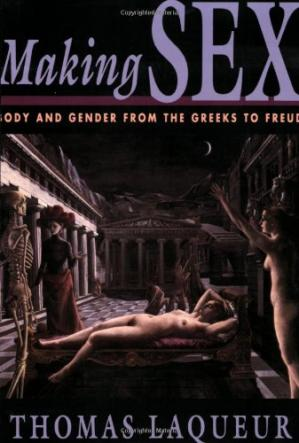 Portada del libro Making Sex. Body and Gender from the Greeks to Freud