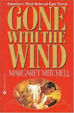 Обложка книги Gone with the Wind