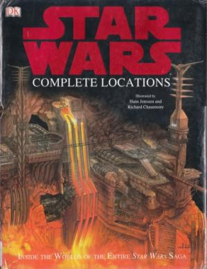 Book cover Star Wars: Complete Locations