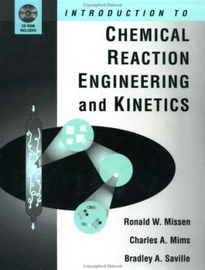 Sampul buku Introduction to Chemical Reaction Engineering and Kinetics