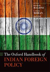 Book cover The Oxford Handbook of Indian Foreign Policy