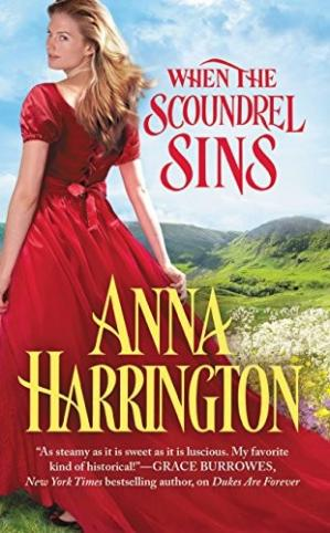 Book cover When the Scoundrel Sins