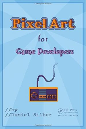 书籍封面 Pixel Art for Game Developers