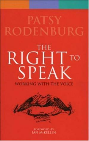 Book cover The Right to Speak: Working with the Voice