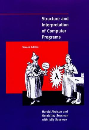 Book cover Structure and Interpretation of Computer Programs