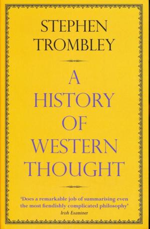Portada del libro A History of Western Thought