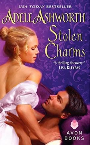 Book cover Stolen Charms