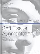 Book cover Soft tissue augmentation