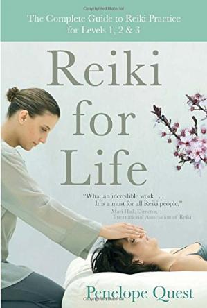 غلاف الكتاب Reiki for Life: The Complete Guide to Reiki Practice for Levels 1, 2 & 3