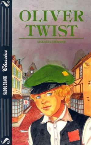 Book cover Oliver Twist