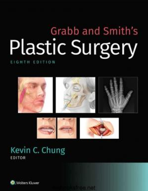 Book cover Grabb and Smith's Plastic Surgery