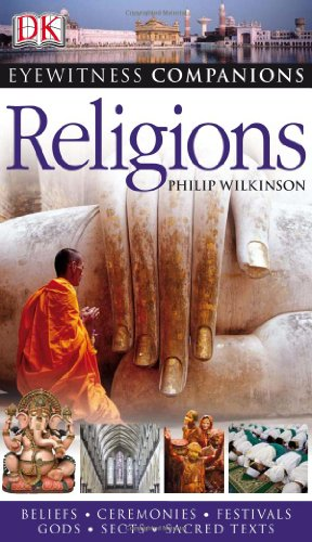Book cover Religions (Eyewitness Companions)