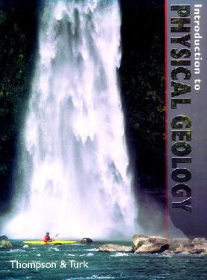 Copertina Introduction to Physical Geology
