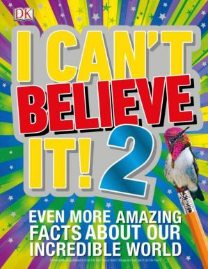 Book cover I Can't Believe It! 2