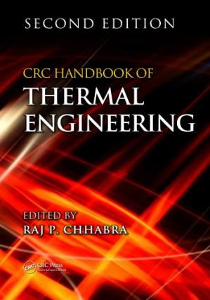 Book cover CRC Handbook of Thermal Engineering, Second Edition