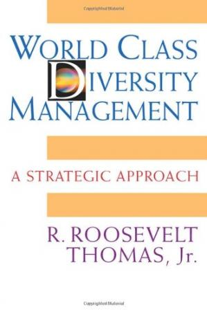 Sampul buku World Class Diversity Management: A Strategic Approach