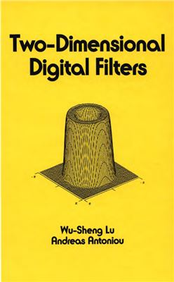 Book cover Two-dimensional Digital Filters