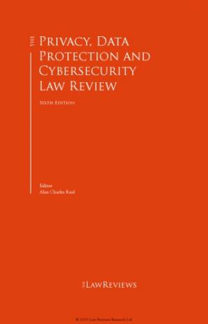 Book cover The Privacy, Data Protection And Cybersecurity Law Review