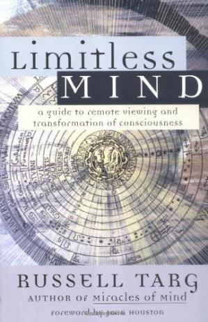 Book cover Limitless Mind: A Guide to Remote Viewing and Transformation of Consciousness