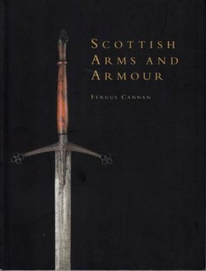 Bìa sách Scottish Arms and Armour