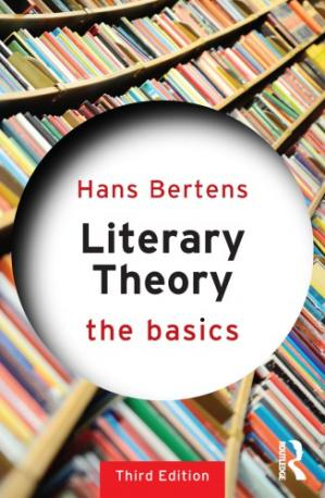 Book cover Literary Theory The Basics
