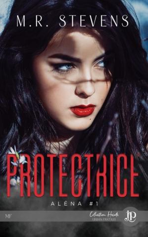 Book cover Protectrice