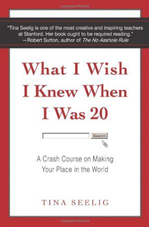 Обложка книги What I Wish I Knew When I Was 20: A Crash Course on Making Your Place in the World