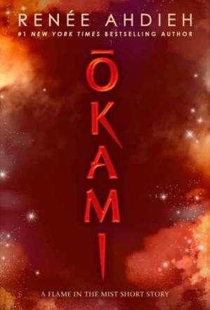 Book cover Okami A Flame in the Mist Short Story