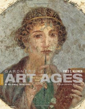 Book cover Gardner's Art through the Ages: A Global History