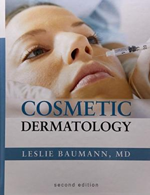 पुस्तक कवर Cosmetic Dermatology: Principles and Practice, Second Edition