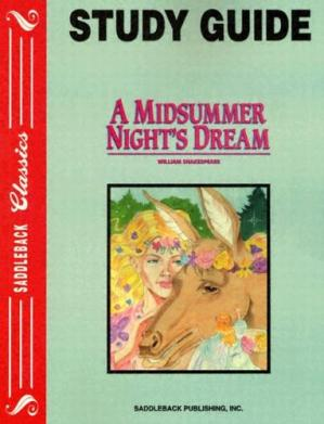 Portada del libro A Midsummer Night's Dream