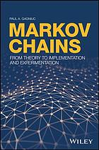 Copertina Markov chains : from theory to implementation and experimentation
