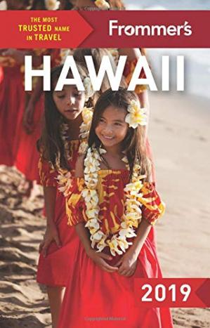 Book cover Frommer's Hawaii 2019
