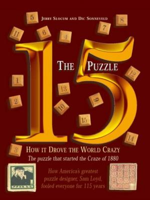 Book cover The 15 Puzzle book