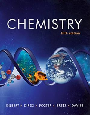 Buchdeckel Chemistry: The Science in Context